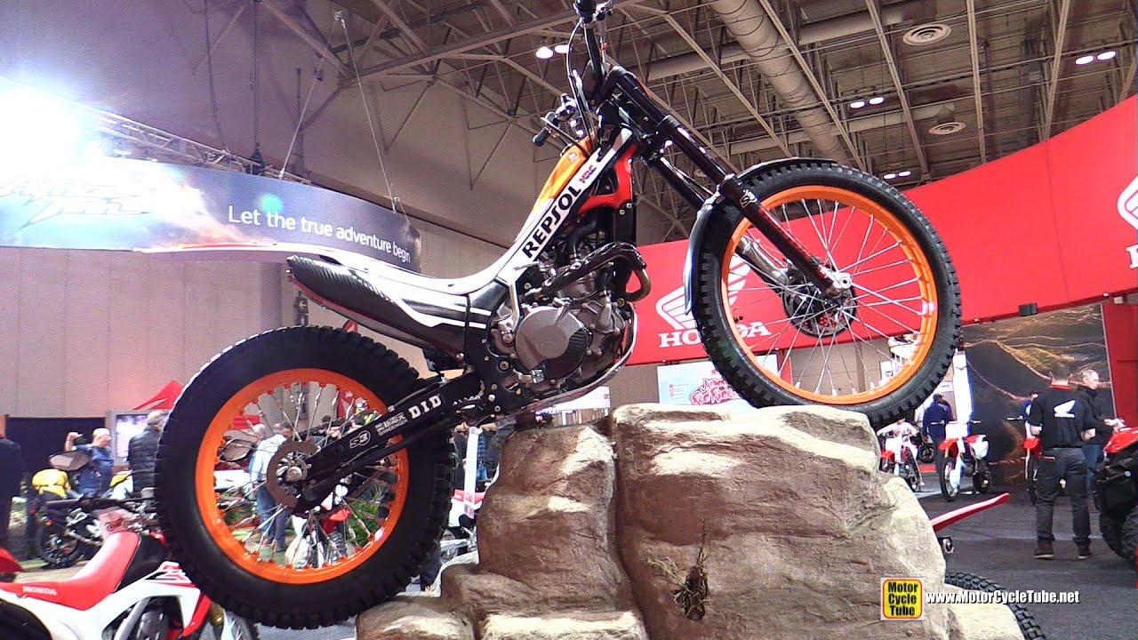 New Honda Motorcycles >> 2016 Honda Montesa Cota 4RT260 Repsol Trial Bike ...