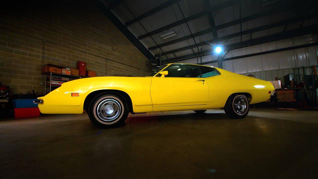1970 Ford Torino King Cobra Mecum Kissimmee 2016 Lot