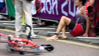 Triathlon - London 2012 - Hyde Park
