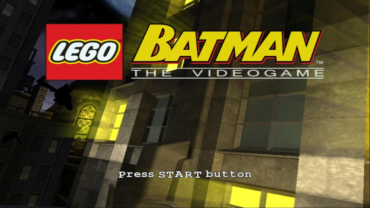 LEGO Batman | PS2 | HD | PCSX2 - YouTube