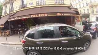 Download lagu Citroën C3 phase 2 balade dans Paris MP3