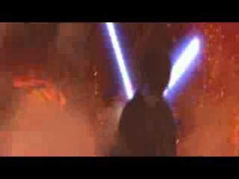 Anakin Vs ObiWan  Duel of the Fates