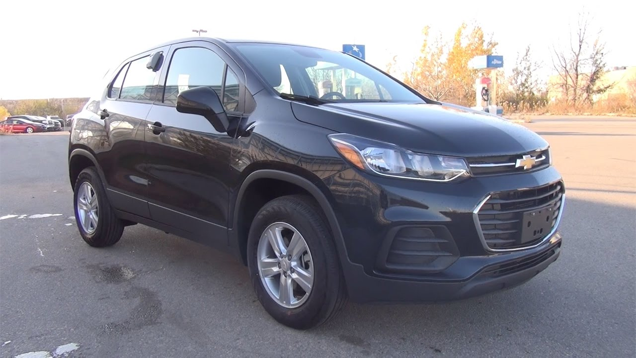 2017 Chevrolet Trax Ls Awd Bennett Gm New Car Dealer