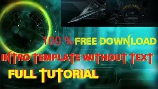 Machen intro Wie Ak Technischen Punkt || intro wie ein Profi || Free intro template ohne text