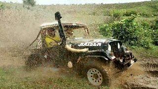 Bhopal Mud Race | OFF ROAD | AL Aamir Khan