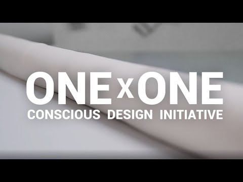One x One: The Conscious Design Initiative