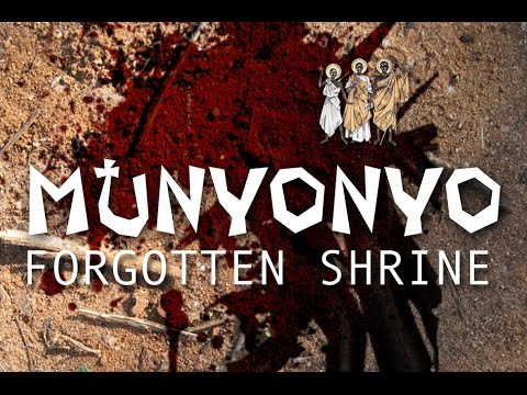 Munyonyo - forgotten shrine