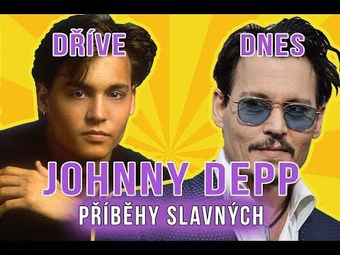 Johnny Depp: Opulentní život charizmatického herce