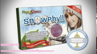 phytoscience snowphyll another breakthrough product