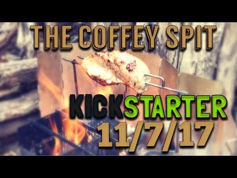 The Coffey Spit ON KICKSTARTER 11/7/17