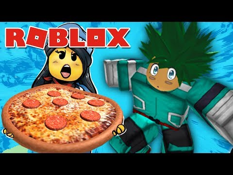 Roblox Pizza Greek Deku Opens A Pizza Place For Free Robux Best Moments Of Roblox Youtube