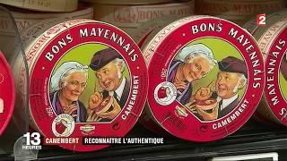 Le Camembert de Normandie, juin 2017