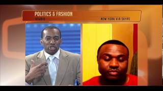NIIAMAR FELDER INTERVIEW ON BOUNCE TV