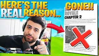 Sypher Explains Why Epic Stopped Releasing Patch Notes Ft. Timthetatman (fortnite Chapter 2)
