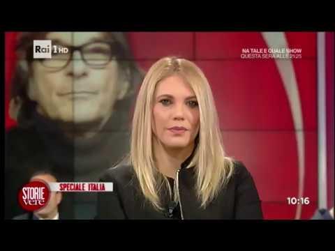 Eleonora Daniele a Storie vere analizzale novità della Legge di stabilità 2017