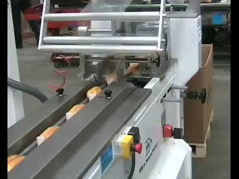 Горизонтальная упаковочная машина Swift (PFM, Италия)