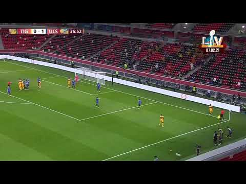 Gol de André Pierre Gignac | Tigres vs Ulsan Hyundai | (1-1) Mundial de Clubes 2021