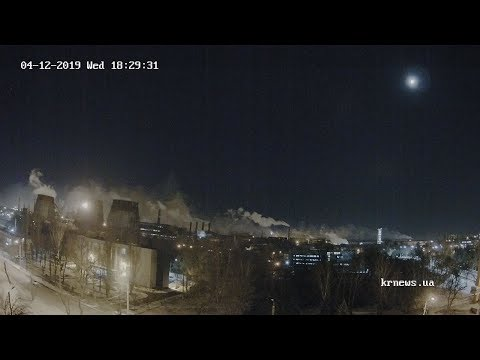 krnews.ua: Небо над АМКР 04.12.2019