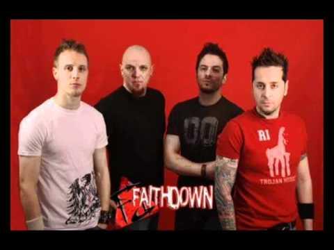 Клип Faithdown - Broken