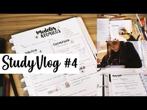 StudyVlog! (escola + casa) | Ana's Studies