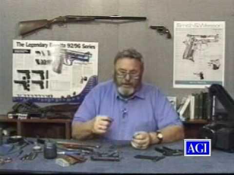 Gun Trigger Jobs: A Pro Course AGI 305