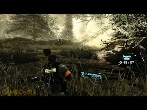 Ghost Recon Future Soldier - Final Mission