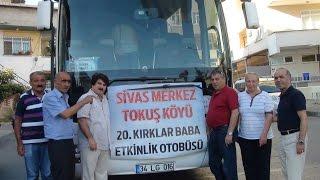 Boryayın-Sivas Merkez Tokuş Köyü Derneği Kırklar  Baba Anmasına Yolculuk-2016 Kartal İstanbul