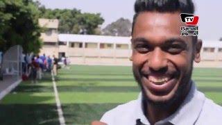 «الميرغني»: «بشجع الزمالك حتي لو جابوا نيتنياهو رئيس النادي»