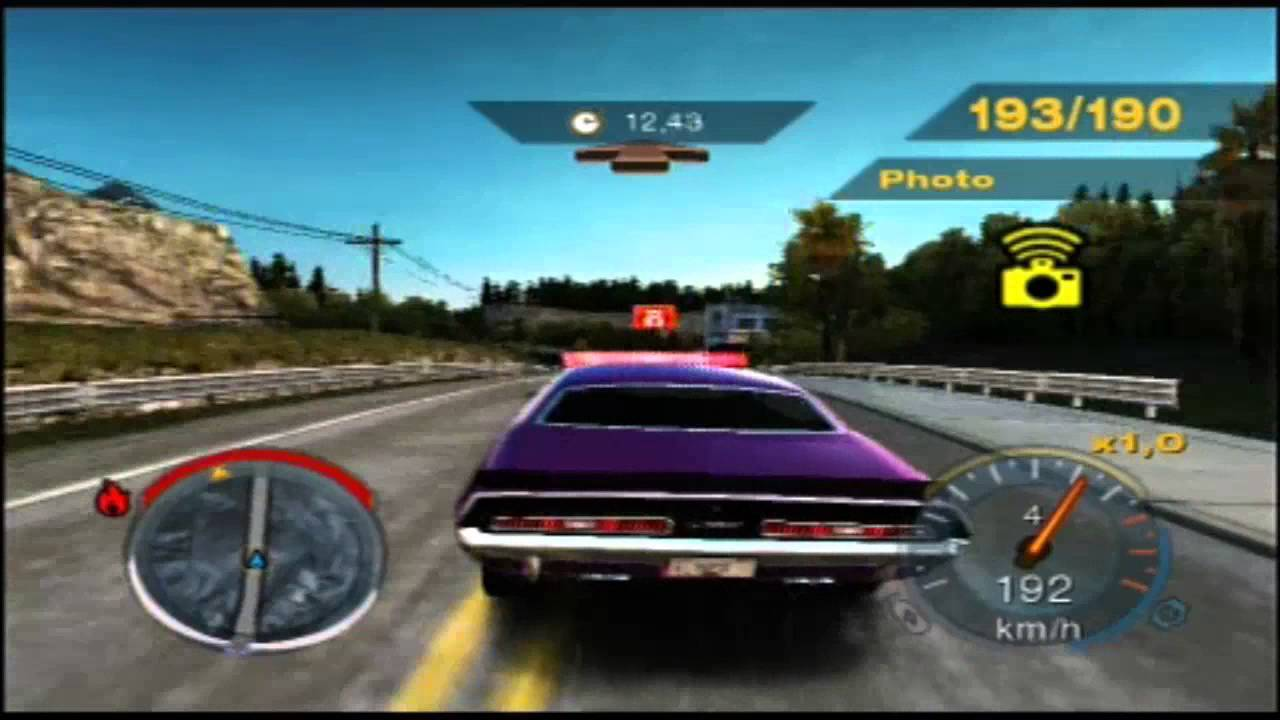 PS2 NFS Undercover Career Mode #013 Défi photo de Redland ... Ps2 Need For Speed