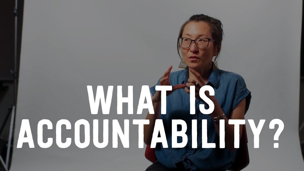 What is Accountability? (video)