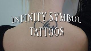 Infinity Symbol Tattoos