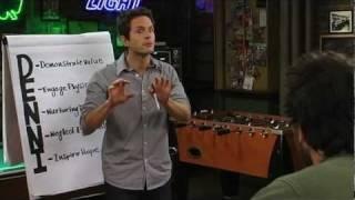 It's Always Sunny In Philadelphia - The D.E.N.N.I.S System scene (S05E10 - The D.E.N.N.I.S System)