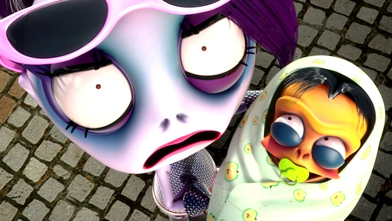 Zombie Mom!? | Zombie Dumb Season 2! | 좀비덤 | Videos For Kids