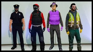 """GTA 5 Online ULTIMATE """"CLOTHING GLITCH"""" GUIDE! (AFter Patch 1.32)"""