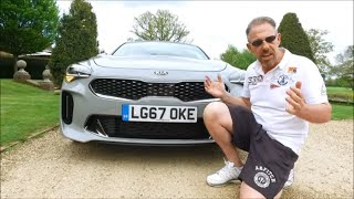 Kia Stinger GT Better than a C-Class & a BMW 4 Series