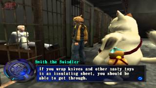 PS2 - Shadow Hearts: From the New World Part 7 - Alcatraz Breakout pt.1