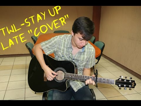 This Wild Life - Stay Up Late [COVER+TABS]