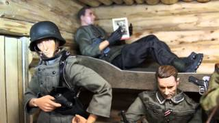 1/6 Scale WW2 Action Figure Collection 2014