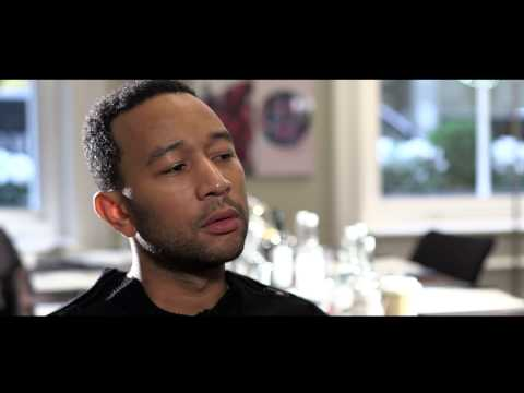 "John Legend: ""My wife cried when she first heard 'All Of Me"