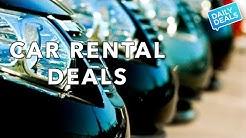 Car Rental Deals, Last Minute Travel - The Deal Guy