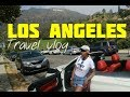 TRIP TO LOS ANGELES: HIKING TO HOLLYWOOD SIGN + BASKETBALL GAME | VLOG