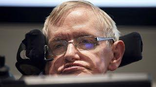 Stephen Hawking reveals his fear of 'superhumans' in final book