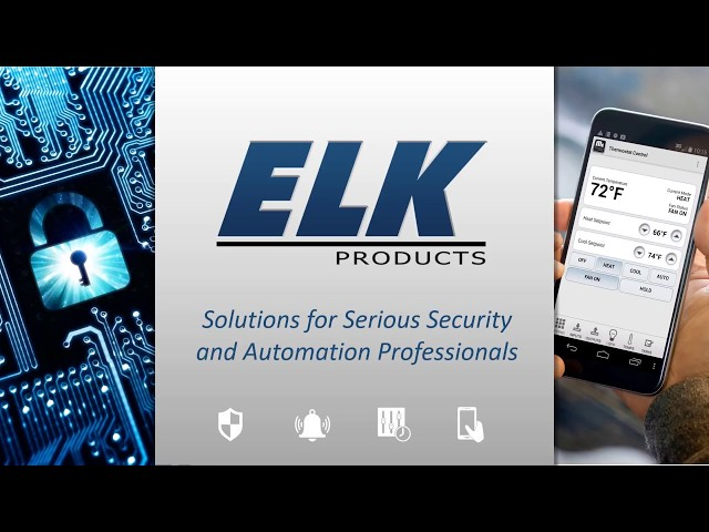 ELK Products - Solutions for Serious Security & Automation Professionals