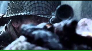 Saving Private Ryan - Full Sniper Scene (1998) HD