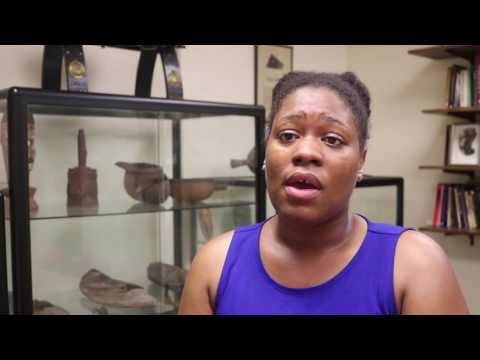 African American and African Studies feature video