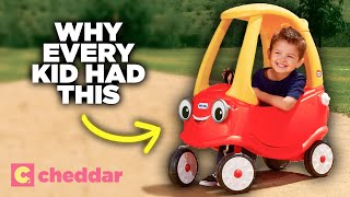 How The Cozy Coupe Became The Best Selling Car Of All-Time - Cheddar Explains