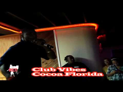 CLUB VIBES PERFORMANCE BY Lady V  Saddle Up in COCOA BEACH FLORIDA .mov