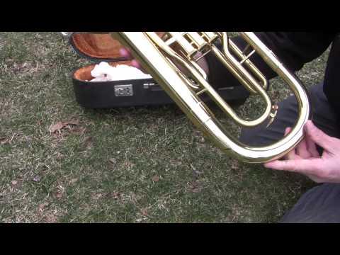 Amati kraslice alto horn