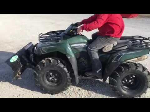 BigIron Online Auctions, 2009 Kawasaki 650 4x4 ATV, April 5, 2016