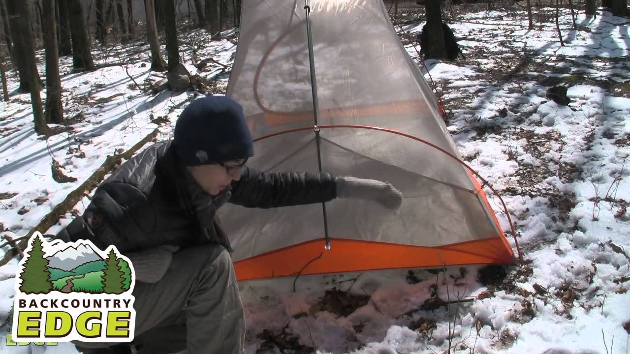 Marmot Eclipse 3P Backpacking Tent & Marmot Eclipse 3P Backpacking Tent - YouTube